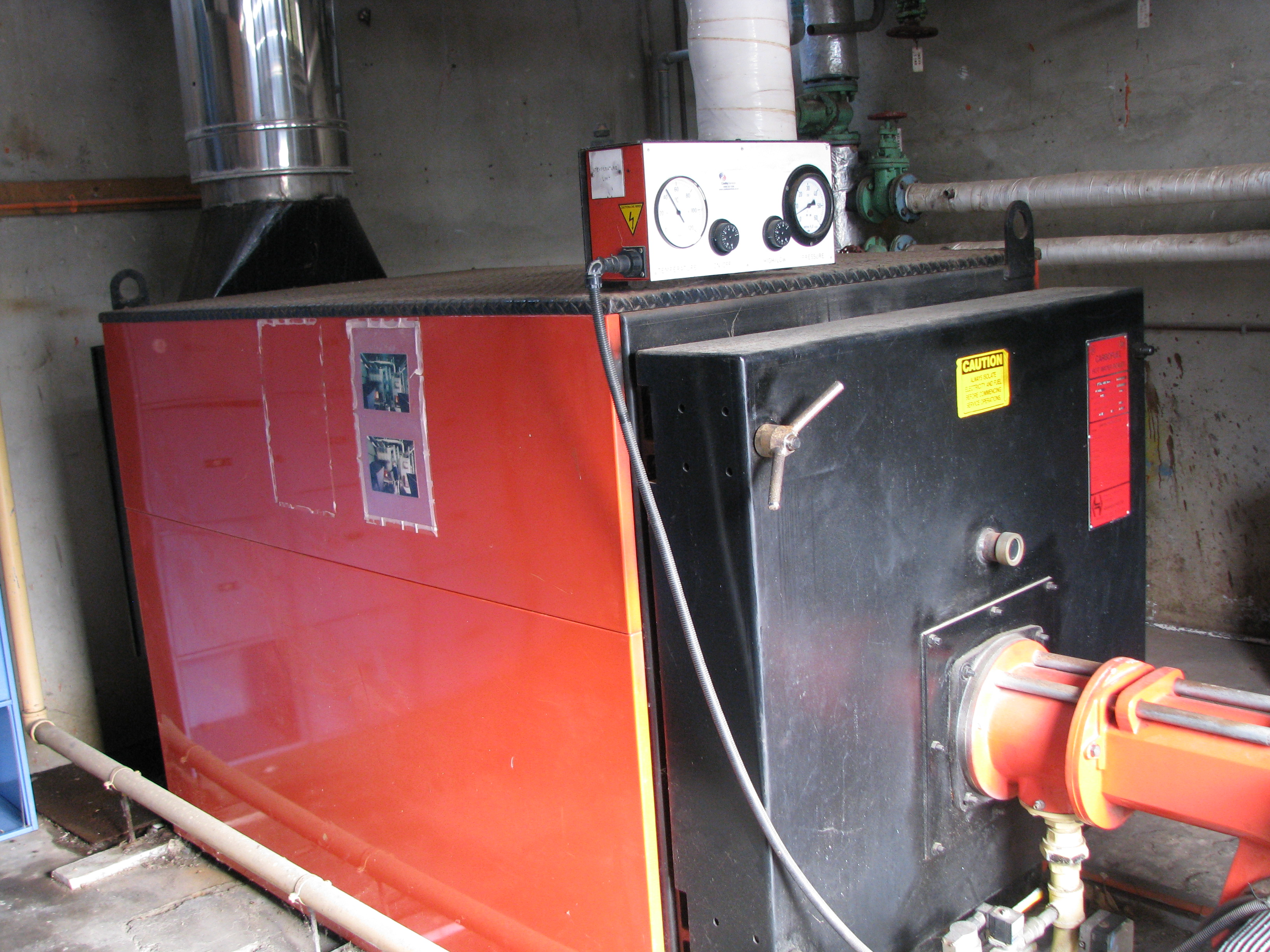 Ōtaki College: Wood Gasification for Heating