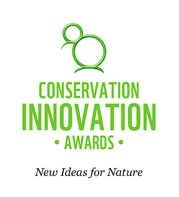 We win an inaugural WWF 2014 Conservation Innovation Award