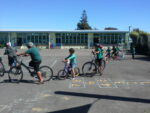 St Peter Chanel School bikes