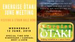 Energise Ōtaki Community Meeting: Wednesday June 12th, 2019 5pm