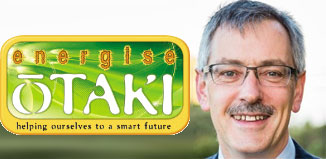 Energise Ōtaki presents… Award-winning business journalist Rod Oram