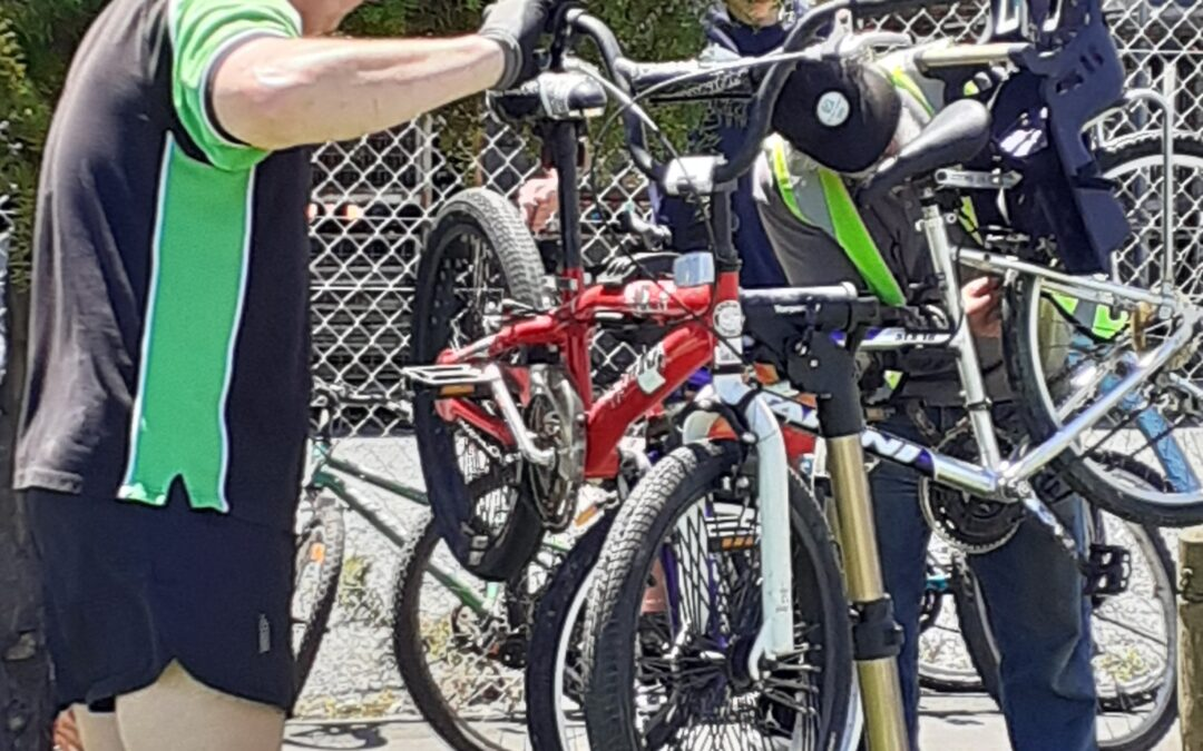 Free bikes this weekend
