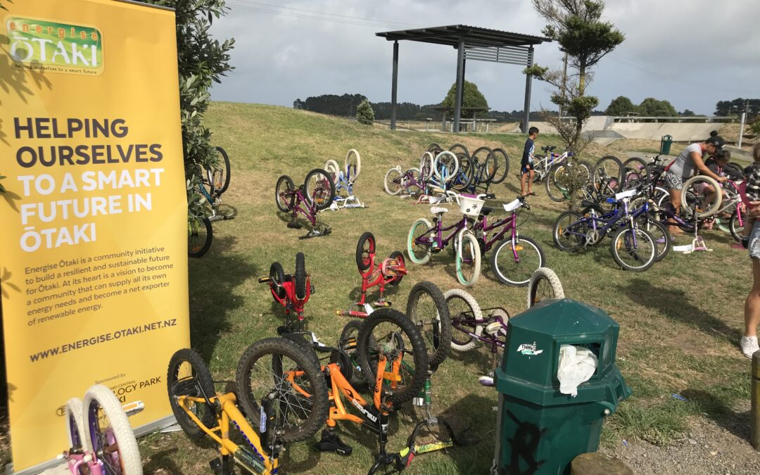 Ōtaki Bike Space Giveaway – 12th December 2020