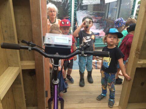 Ōtaki Kindergarten - Power to the People