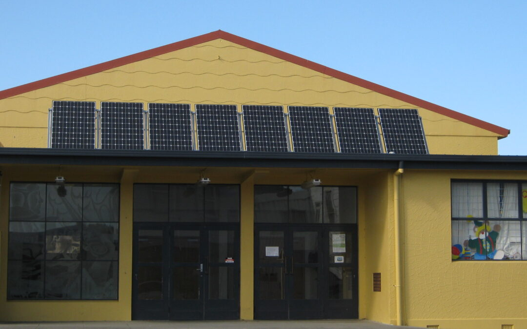 Ōtaki Service Centre Solar Array