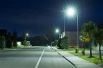 Ōtaki's LED street lights