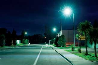 KCDC LED Streetlighting