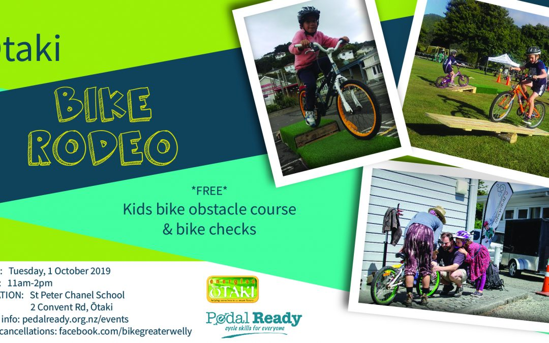 Bike Rodeo – 1 October 2019