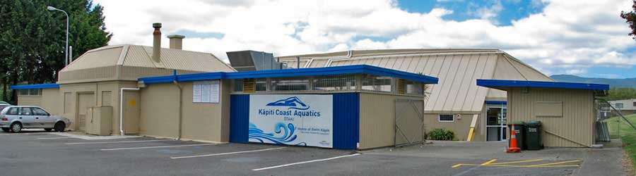 Ōtaki Swimming Pool Thermal Solar Array
