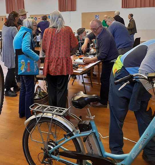 REPAIR CAFÉ ŌTAKI: Sunday 15 Nov