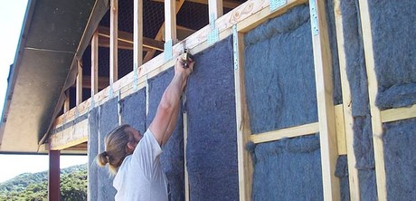 Insulation and curtains for your home