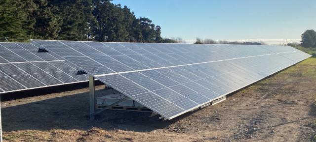 WWTP Solar Farm 2
